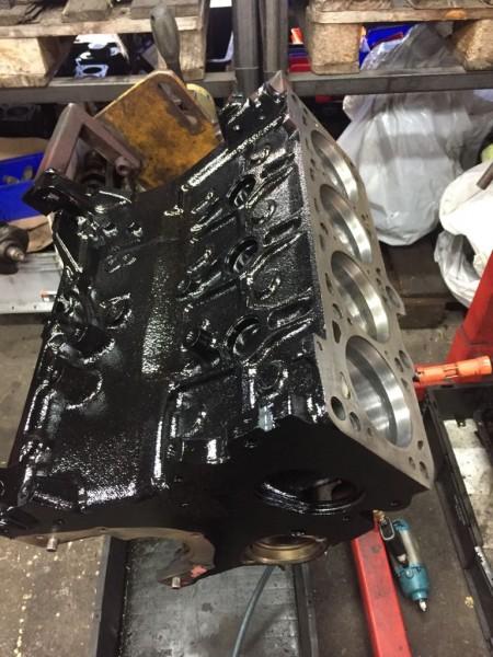 Golf G60 Tauschmotorblock PG ohne Zylinderkopf