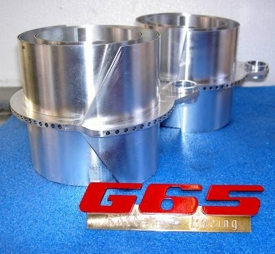 RS G65 Motorsportverdränger Ersatzteil roh