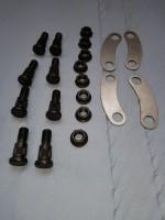 Schrauben / Bolzen / Mutteren für die Differentialsperre Quaife für alle G60 Getriebe 02A
