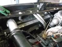 Wasserkühler maxi für Polo III G40 mit G40 Lader