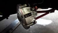 Bremse vorne für die Polo G40 Federbeine mit G60 Bremse