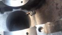 Ölspritzdüsen mit Einbau, Kolbenbodenkühlung für Polo G40