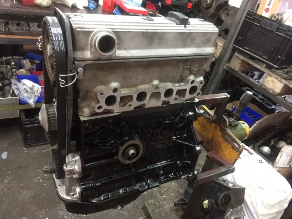 Polo G40 Tauschmotor