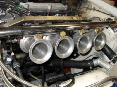 Offene Einspritzanlage mit VW Teilen