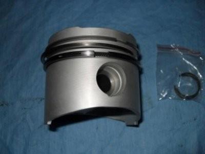 Schmiedekolben für 1,6L EG Motor mit Verdichtungserhöhung