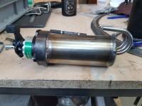 Kraftstoffpumpe für G40 und G60 Motoren mit Catchtank