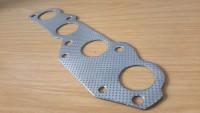 Abgaskrümmerdichtung für Polo G40 passend für unseren Fächerkrümmer und den CNC Zylinderkopf