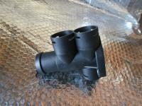 G60 Wasserflansch am Zylinderkopf vorne 1,8 Liter