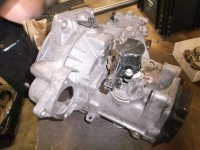 Getriebe mit Quaifesperre 02A für Golf II G60