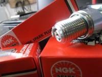 Zündkerzen NGK Racing für 16V Motoren / Turbomotoren