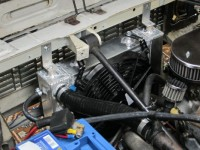 Wasserkühler maxi für Lancia Beta Coupe