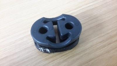 Auspuffgummi klein VW verbesserte Version mit Fangband