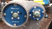 Verstellbare Nockenwellenräder VW 1,4-1,6 16V Motoren mit Rollenhebeln ohne Nockenwellenverstellung