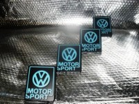 Emblem VW-Motorsport Limited Edition