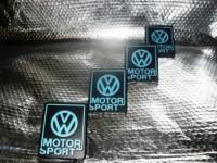 Kühlergrill Emblem VW-Motorsport Limited Edition