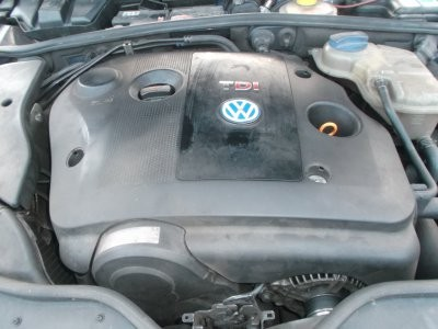 Heißstartproblem am VW Dieselmotor