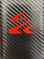 iPhone 11 Handy Carbon Folie mit unserem Logo