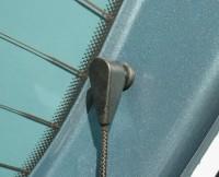 2 Hutablagenhalter neue Version Golf 7, Caddy, Passat, Polo, Alhambra, Cordoba, Audi A3,A4,Skoda Fab