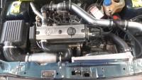 Entlüftungsschlauch vom Ventildeckel Polo G40 zum G60 Laderflansch