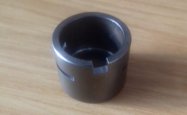 CO Poti Flansch aus Stahl