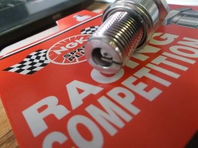 Zündkerzen NGK Racing für Polo G40 / Turbo und Drehzahlmotoren Polo....