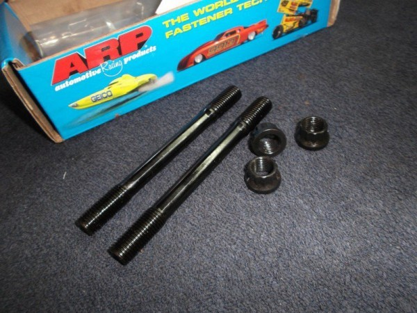 Zylinderkopfstehbolzensatz Kopfschrauben für Motorblock 1,6 Liter AJV von ARP