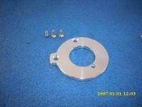 Zündverteilerflanschplatte für 1,4l / 1,6l 16V Motor
