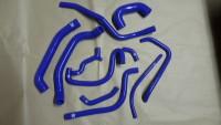 Kühlwasserschlauchsatz  Polo G40 Silikonschlauchsatz in blau