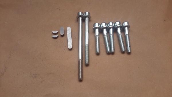 Schrauben für das Gehäuse von G40 oder G60 Lader und Federkeile