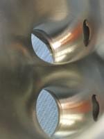 Zylinderkopf Rennsport CNC für 1,6 Liter 16V  ARC,AVY, Polo GTI im Tausch
