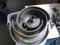 RS G45 Lader Umbau mit angelieferten Teilen und RS Bearbeitung