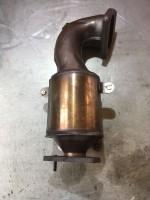 Katalysator im Originalgehäuse 200 Zellen für Fiat 500 Katalysator, ALFA ROMEO Giulietta,Mito , Brav