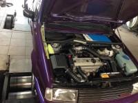 Polo III G40 Chiptuning ohne kleinerem Laderrad aber neuen Einspritzdüsen