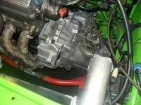 02A Getriebe vom Golf im Polo G40