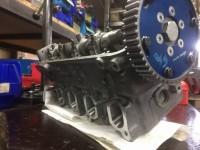 Zylinderkopf Rennsport CNC Polo G40 mit großen Auslassventilen von TK Motorsport