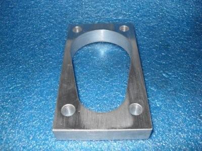 Flanschplatte für G60 Drosselklappe