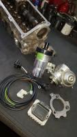 Zündverteiler Umbaukit für Polo I, Scirocco oder Golf II von Unterbrecher auf TSZH Zündung für alle