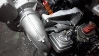 G-Laderstütze mit Kurbelgehäuseentlüftung für den 16V Motorblock