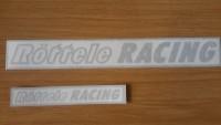 Aufkleber Folienschnitte Röttele-Racing 150 mm