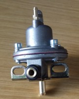 Benzindruckregler einstellbar für alle G60 an die originale Stelle
