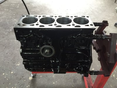 Polo 3F Tauschmotorblock mit 75 PS