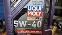 5 Liter ÖL 5w40 Liqui Moly Racing