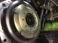 Super leichtes Schwungrad Schwungscheibe mit Kupplungskit Sinter RCS 200  für 02A Getriebe-Copy