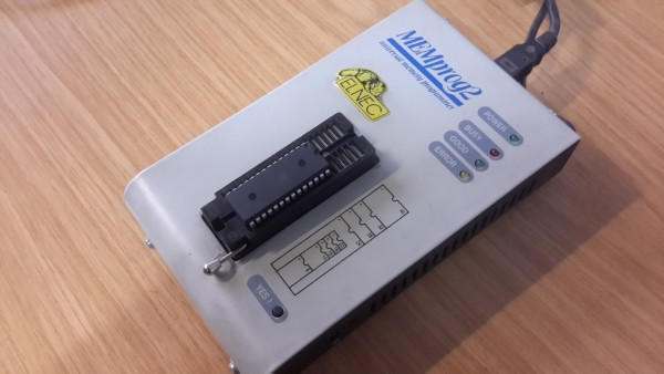 Chip für G60 Lader im Polo G40