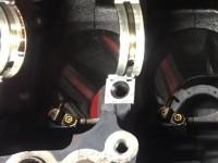 Ölspritzdüsen, Kolbenbodenkühlung für alle G60 Motoren
