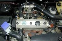 Polo II G40 Chip mit Laderrad, Keilriemen, Kerzen
