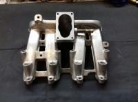 Ansaugrohr CNC bearbeitet für Polo GT 3F Motoren passend auf den G40 Zylinderkopf
