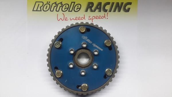 Verstellbares Nockenwellenrad für alle G60