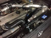 Verbesserter Halter für G60 Lader im Polo G40