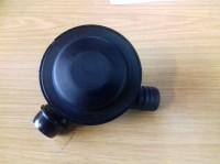 Kurbelgehäuseentlüftung G60 am Ventildeckel, Druckventil
